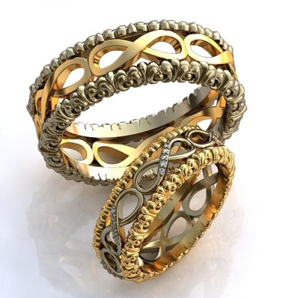 значение кольца со знаком бесконечности