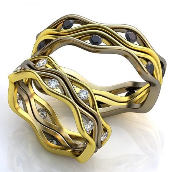 красивые серебряные браслеты женские