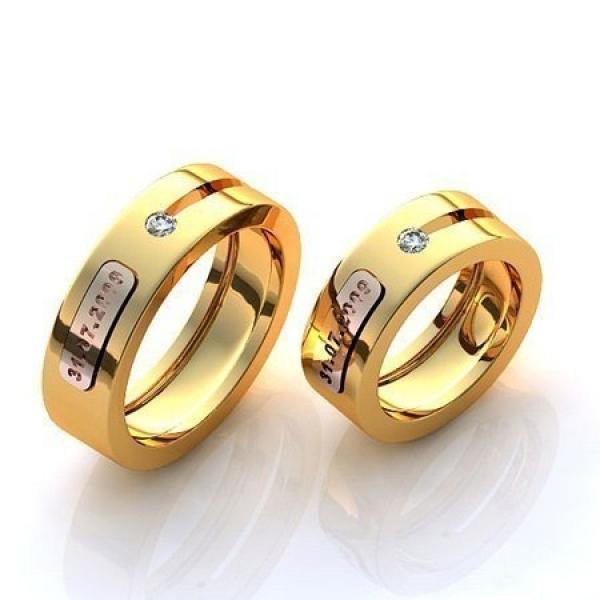 кольца серебряные женские без камней