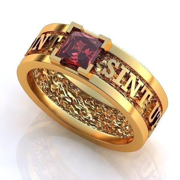 Мужские перстни, печатки, кольца на заказ